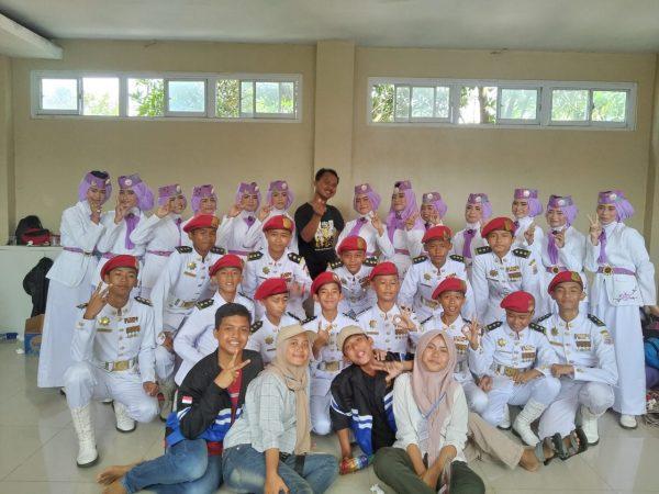 Paskibra MTsN 1 Lebak : LKBB ANATOMYS Regio 3 SMK Yarsi Medika Kab.Tangerang Se Pulau Jawa